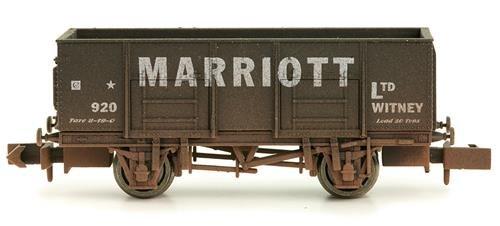 dapol-2f-038-022-20t-steel-mineral-marriott-weathered