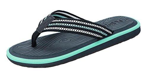 East Majik Casual Outdoor Hausschuhe für Männer Beach Flip Flops