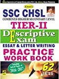 SSC CHSL Tier-II Descriptive Exam Practice Work Book - 1922