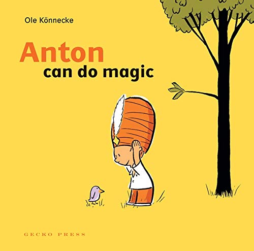 Anton Can Do Magic - Gecko Hat