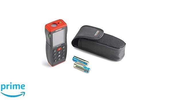 Entfernungsmesser Ridgid Lm 100 : Ridgid micro lm fortgeschrittener laser