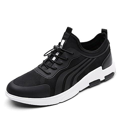 WZG New men 's casual shoes fashion shoes breathable men'