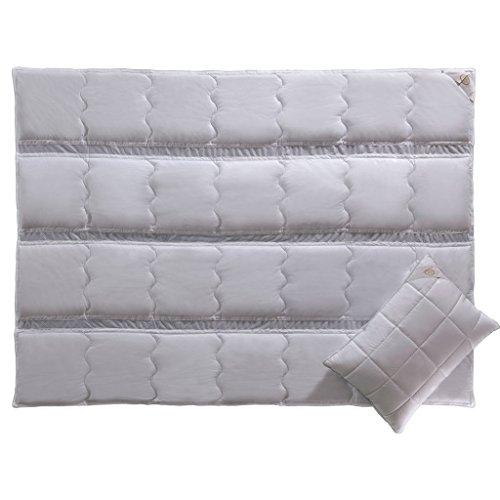 CLIMA FEEL by White Boutique- Luxus Kissen & Steppdecken- Kissen & Steppdecken zum Schlafen- Cooles Schlafen