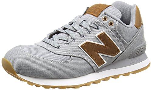 New Balance - Ml574txd, Scarpe da ginnastica Uomo Grigio (Grey)