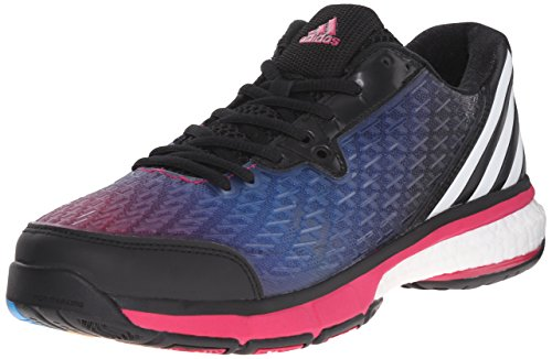 Adidas Performance Energie-Volley Boost 2.0 Schuh, schwarz / weiÃ? / bold Rosa, 7 M Us Black/White/Bold Pink