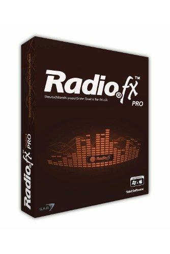 Preisvergleich Produktbild Radio FX Pro (1-Jahreslizenz)