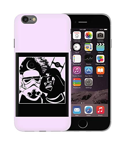 Star Wars Empire Selfie Darth Vader Stormtrooper_BEN1393 Protective Phone Mobile Smartphone Case Handyhülle Hülle Cover Hard Plastic for Huawei P30 LITE Gift Christmas -