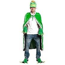 Suchergebnis Auf Amazon De Fur Froschkonig Kostum Herren
