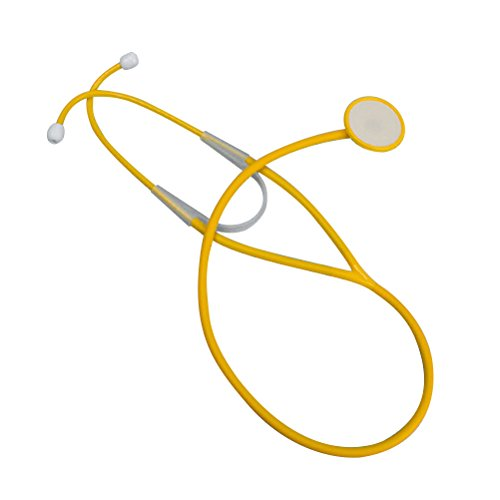 Kit Kostüm Kind Arzt - BESTOYARD Kunststoff Stethoskop für Kinder Krankenschwester Arzt Cosplay Kostüm Kinder Leistung Party Requisiten Echometer Arzt Medical Kit (Gelegentliche Farbe)