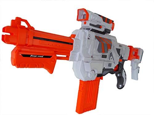 Brigamo SB246 – Halo K5 Elite Blaster, Elektrischer Dartblaster, Spielzeugblaster inkl. 40 Schuss Munition gratis! - 2