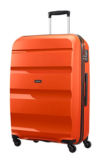 American Tourister - Bon Air Spinner  L (75cm - 91L) Orange Flamme