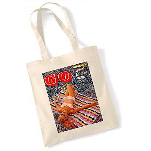 Go Travel Magazine sac fourre-tout