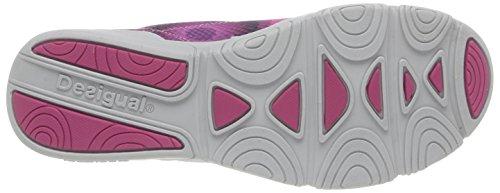 Desigual INFINITY Damen Hallenschuhe Violett (Lavender/3169)