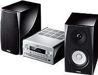 Yamaha PianoCraft MCR-N560D Kompaktanlage (Netzwerk, AirPlay, App Steuerung)