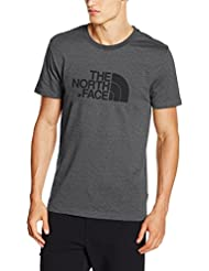 The North Face S/S Easy H Camiseta de Manga Corta, Hombre