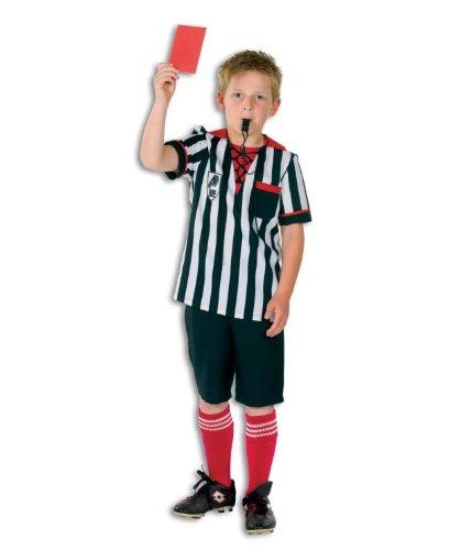 Hochwertiges Schiedsrichter-Kostüm Kinder, Gr. (Schiedsrichter Kinder Kostüme)