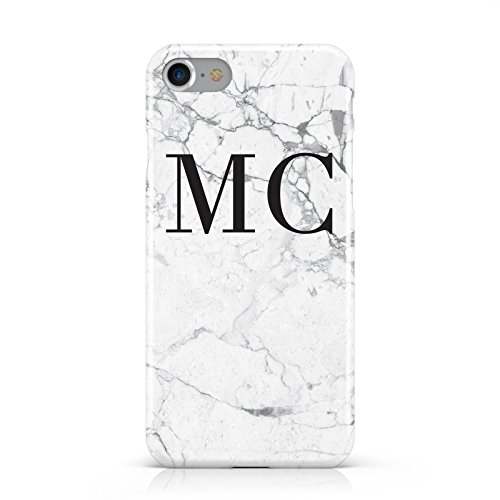personalised-marble-initials-hard-mobile-phone-case-cover-for-apple-iphone-7