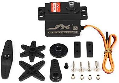 JX PDI-HV5523 HV 23 kg Metal Gear numérique Servo pour RC Car Robot Avion | Expédition Rapide