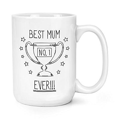 Trophee Trophee-15 - Meilleur Maman Jamais N°1 Trophée 426,2 Ml