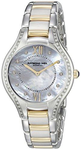 Raymond Weil Femme 5132-sps-00985Affichage analogique Swiss Quartz deux tons montre