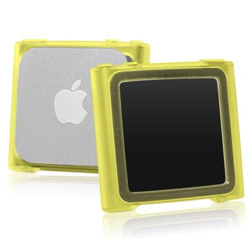 BoxWave Pure Apple iPod Nano 6. Generation Crystal Slip (Lemon Gelb) Apple Ipod Nano Crystal Cover