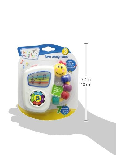 Spielzeug musik player take along tunes baby einstein
