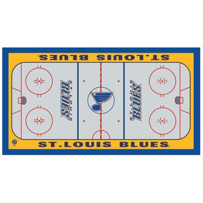 NHL St. Louis Blues 28 x 52-Inch Floor Mat