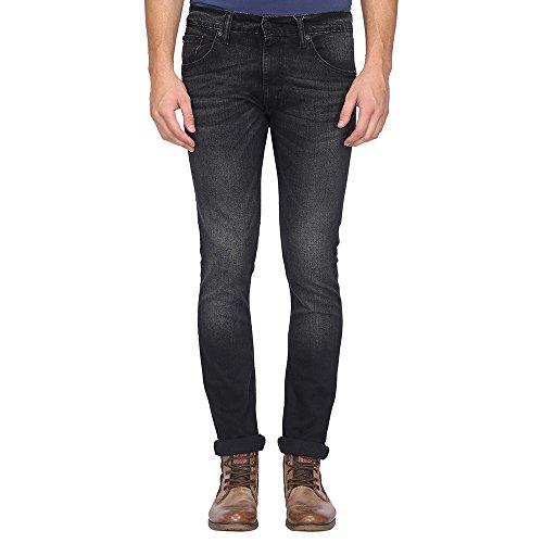 Levis Mens Skinny Fit Jeans (6901960273036_65504-0339_34W x 34L_Black)