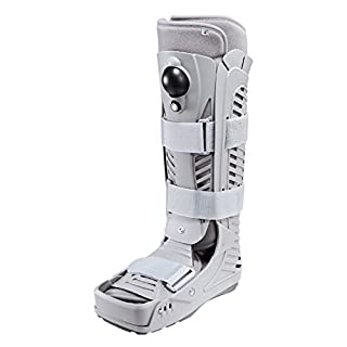 Express Ultra Fit Air Walker Boot - Ideal for Ankle/Foot Fractures, Sprains, Injuries, Protection, Recovery, Rehab - Supplied to NHS (Med: UK Shoe: 7.5-10)