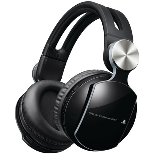 Hi-fidelity-stereo - (Sony 7.1 Pulse Wireless Stereo Headset PS3 [UK-Import])