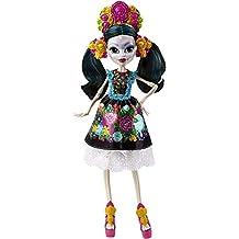 Mattel Monster High DPH48 - Skelita Calaveras Collector Puppe