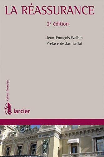 La réassurance par Jean-François Walhin