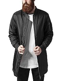 Urban Classics Long Bomber Jacket, Blouson Homme