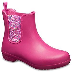 crocs Damen Freesail Chelsea Boot W Gummistiefel