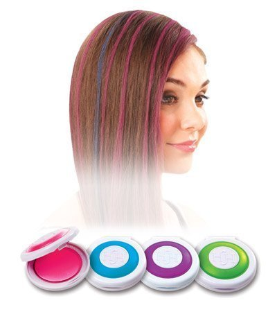 Cpixen Hot Huez Temporary hair colour chalk with 4 colors