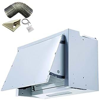 sia int60si 60 cm int gr hotte de cuisine ventilateur extracteur 1 m conduits d 39 kit amazon. Black Bedroom Furniture Sets. Home Design Ideas