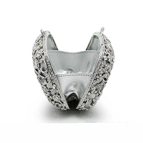 Frauen A Handtaschen Harte Diamanten Boxen Abendtaschen rqAwrIaX