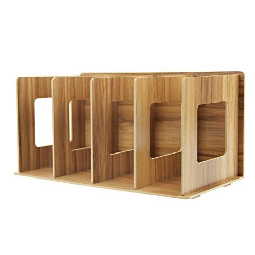 Revistero desmontable pie archivador revistero madera