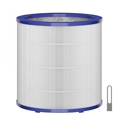 Dyson - Filtro di ricambio per purificatore d'aria Pure Cool Link, 1pezzo, 967089-17