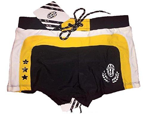 Costume da bagno ragazzo boxer parigamba Juventus mare piscina *24008-16 anni