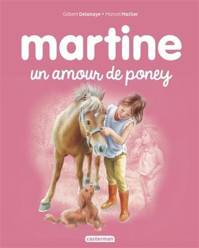 Martine, Tome 56 : Martine un amour de poney par Tony Cartano