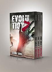 Evolution Z: Box Set: Stufe Eins-Drei (German Edition)