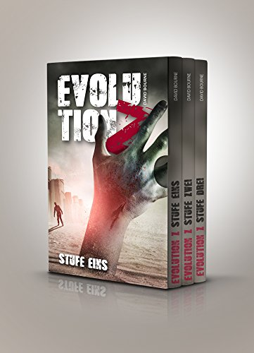 Evolution Z: Box Set: Stufe Eins-Drei