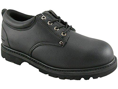 Foster Footwear , Bottes de sécurité homme Black Low