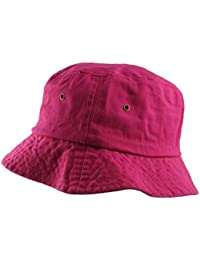 06cbbc97c96 Amazon.co.uk  Pink - Bucket Hats   Hats   Caps  Clothing