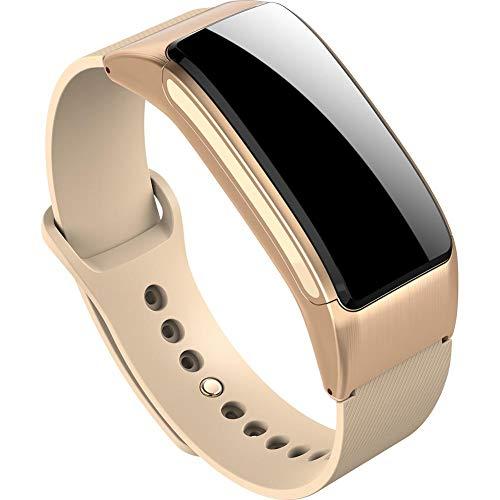 ATpart Fitness Armband, B31 Farbbildschirm Smart Armband Herzfrequenz Blutdruck Sportarmbanduhr Bluetooth Kopfhörer Herzfrequenz Blutdruck Armband Fitness Tracker Smartwatch