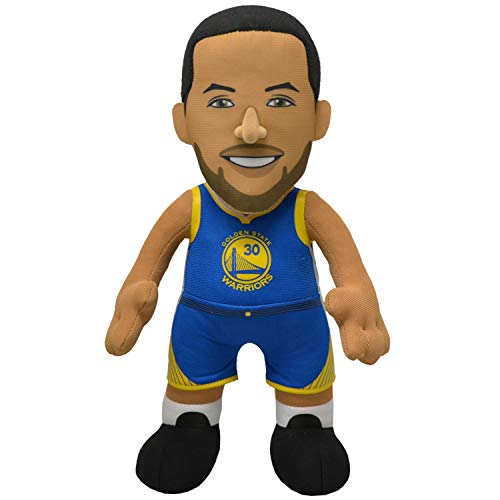olden State Warriors Steph Curry Icon Jersey 25,4 cm Plüschfigur (Generation 2) ()