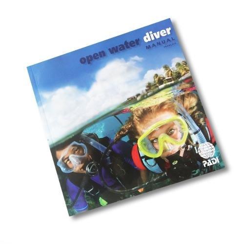 Padi Manual 2018 - Open Water Diver mit Dive Computer Manual - 70204G -