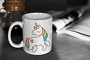 Taza de unicornio – Unicornios