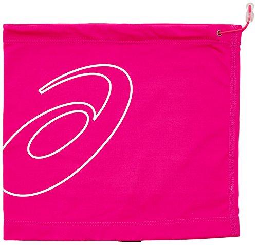 Asics Logo Tube, unisex, Logo, Pink Glow (Kopfbedeckung Asics)